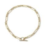 Delta Toggle Necklace